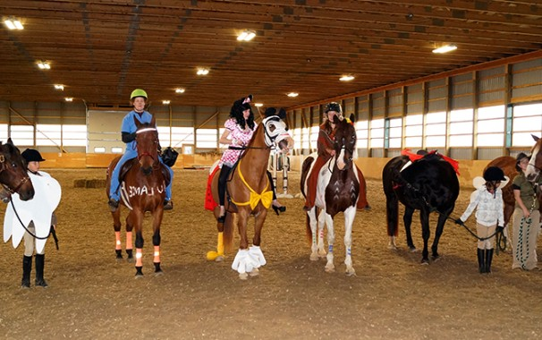 Costume Competition at Walden Ridge Equestrian
